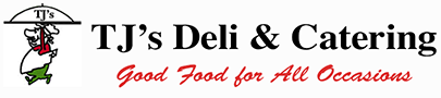 TJs Deli and Catering Logo